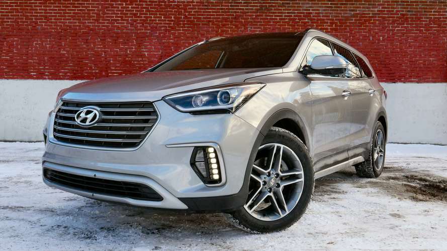 2017 Hyundai Santa Fe XL Limited Review: The more the merrier