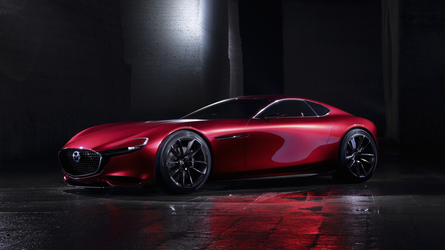 Mazda won't be building a new rotary sports car