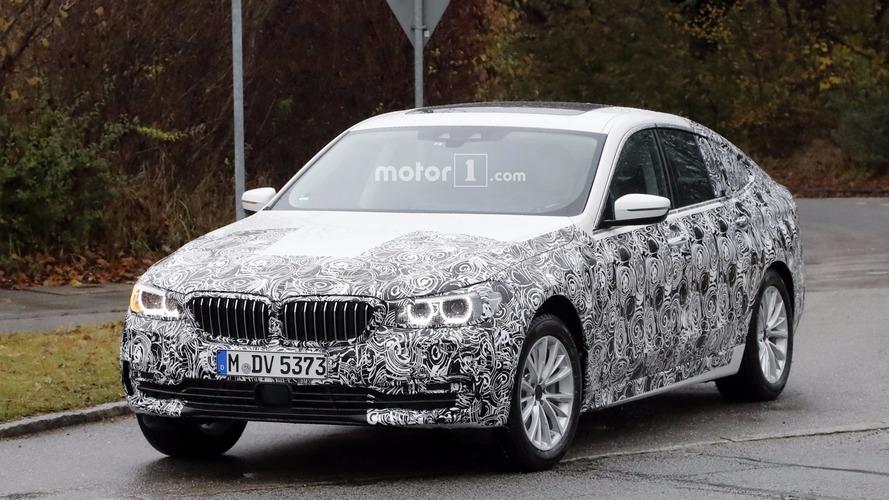 BMW 6 Serisi GT'nin motor ve donanım detayları sızdı