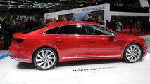 Volkswagen Arteon 2018: se presentará en Ginebra