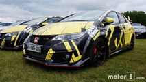 Honda Civic Type Rs at 2017 Goodwood Festival of Speed