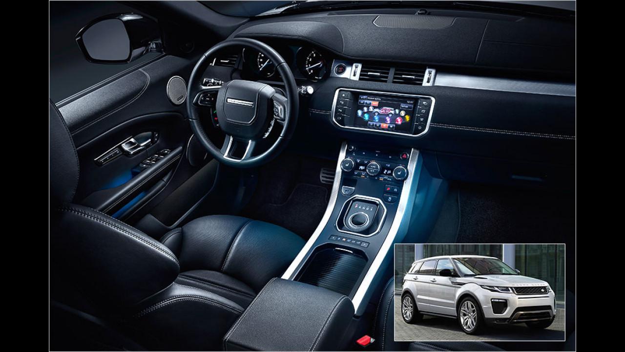 Stefan Leichsenring über den Range Rover Evoque