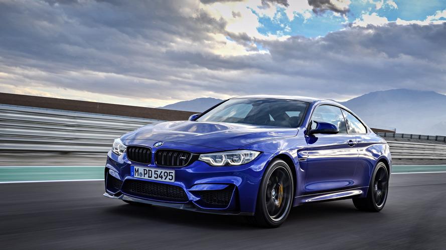 BMW M4 CS - Pour ceux qui ont loupé la GTS
