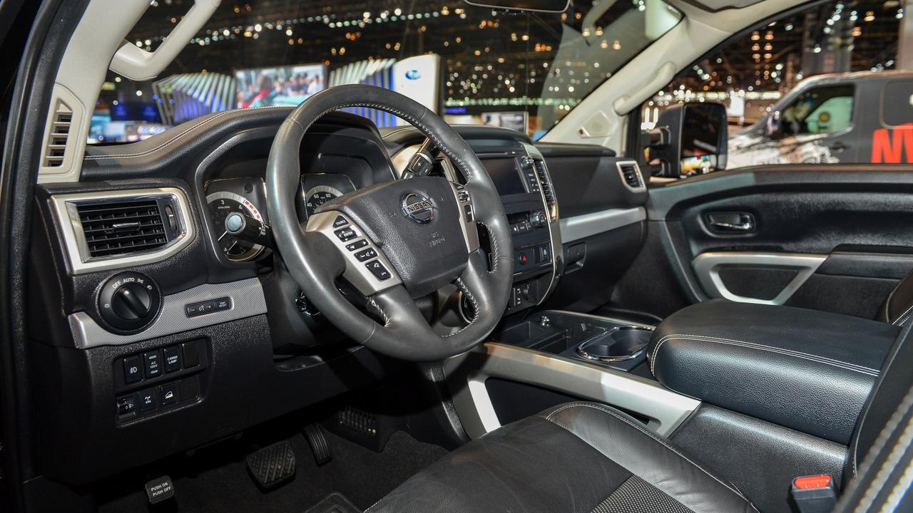 2017 Nissan Titan Titan Xd Concepts Show Range Of Dealer Accessories