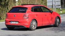 2018 VW Polo spy photo