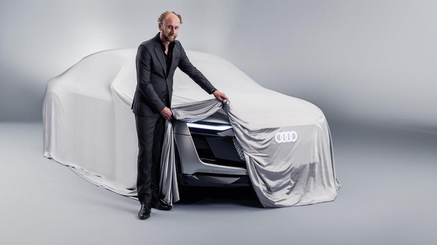 Audi E-Tron Sportback Concept Is Shanghai-Bound