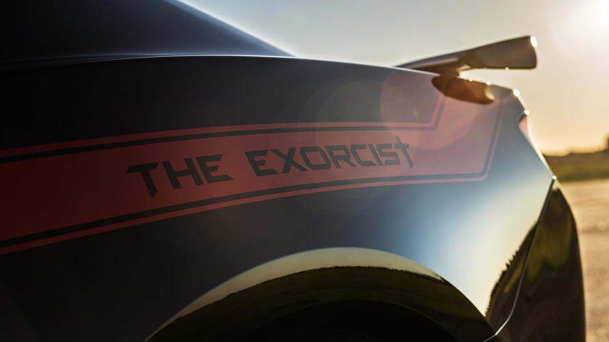 Hennessey Exorcist Chevrolet Camaro ZL1