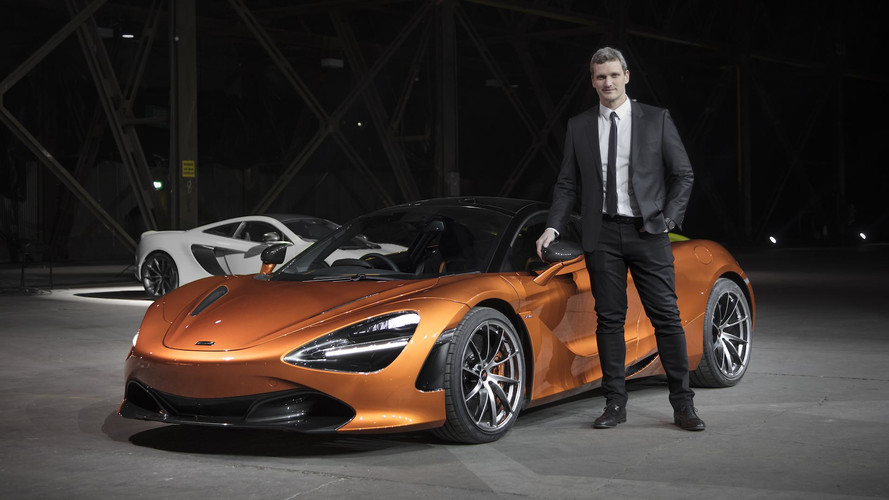 Rob Melville nouveau directeur du style chez McLaren