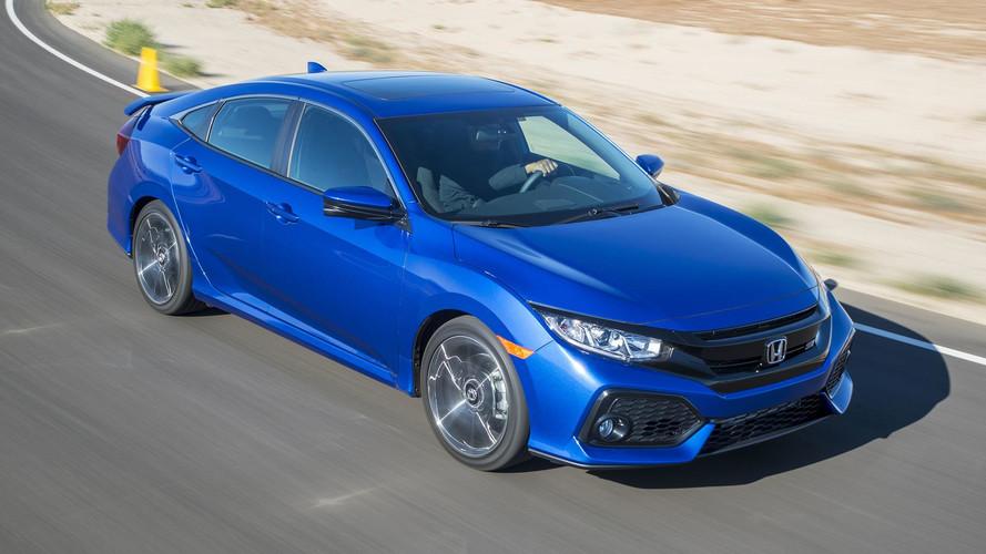 Honda Civic Si'ın beygir gücü dayanıklılık için arttırılmamış