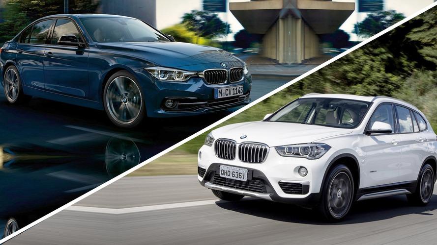 Briga em casa - BMW X1 sDrive20i x 320i Sport