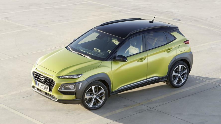 Hyundai Kona EV iki farklı batarya seçeneğiyle gelecek