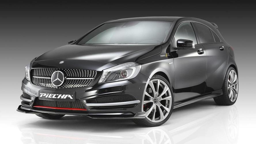 Mercedes-Benz A-Class AMG Line customized by Piecha Design