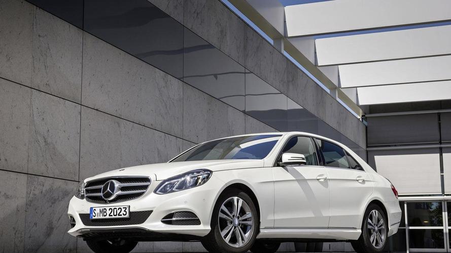 Mercedes E-Class Natural Gas Drive & BlueEFFICIENCY Edition announced