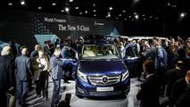 2014 Mercedes V-Class