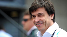 Toto Wolff (AUT) Sporting Director Mercedes-Benz