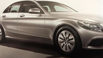 2014 Mercedes-Benz C-Class new image hits the web