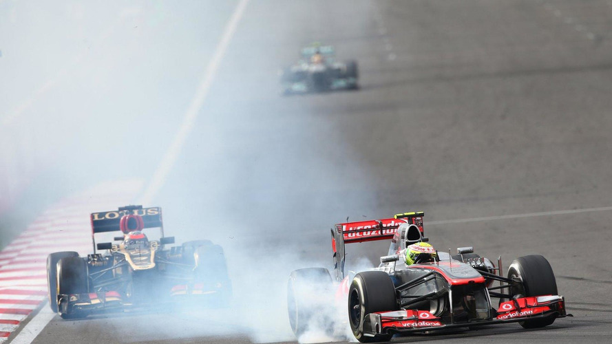 F1 'will regret' ignoring Pirelli danger - Perez