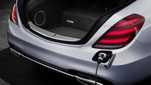 2017 Mercedes S560e resmi