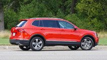 2018 Volkswagen Tiguan: Review