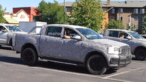 2019 Ford Ranger Wildtrak Spy Shots