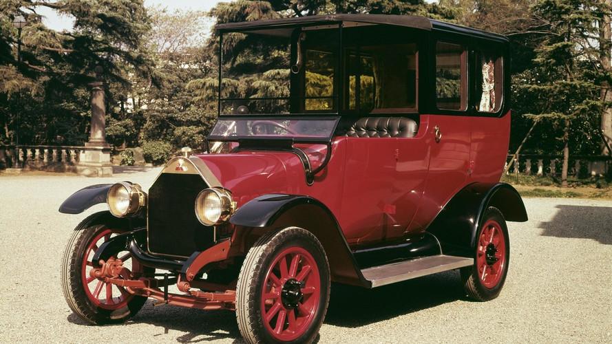 Mitsubishi comemora 100 anos de seu primeiro carro