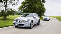 Mercedes GLC F-Cell développement
