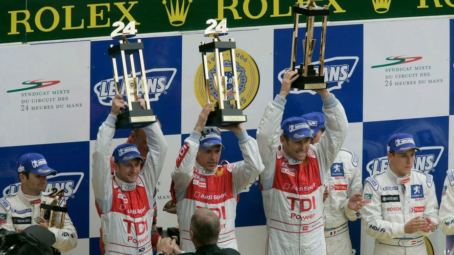 Audi Wins the 24 Hours of Le Mans
