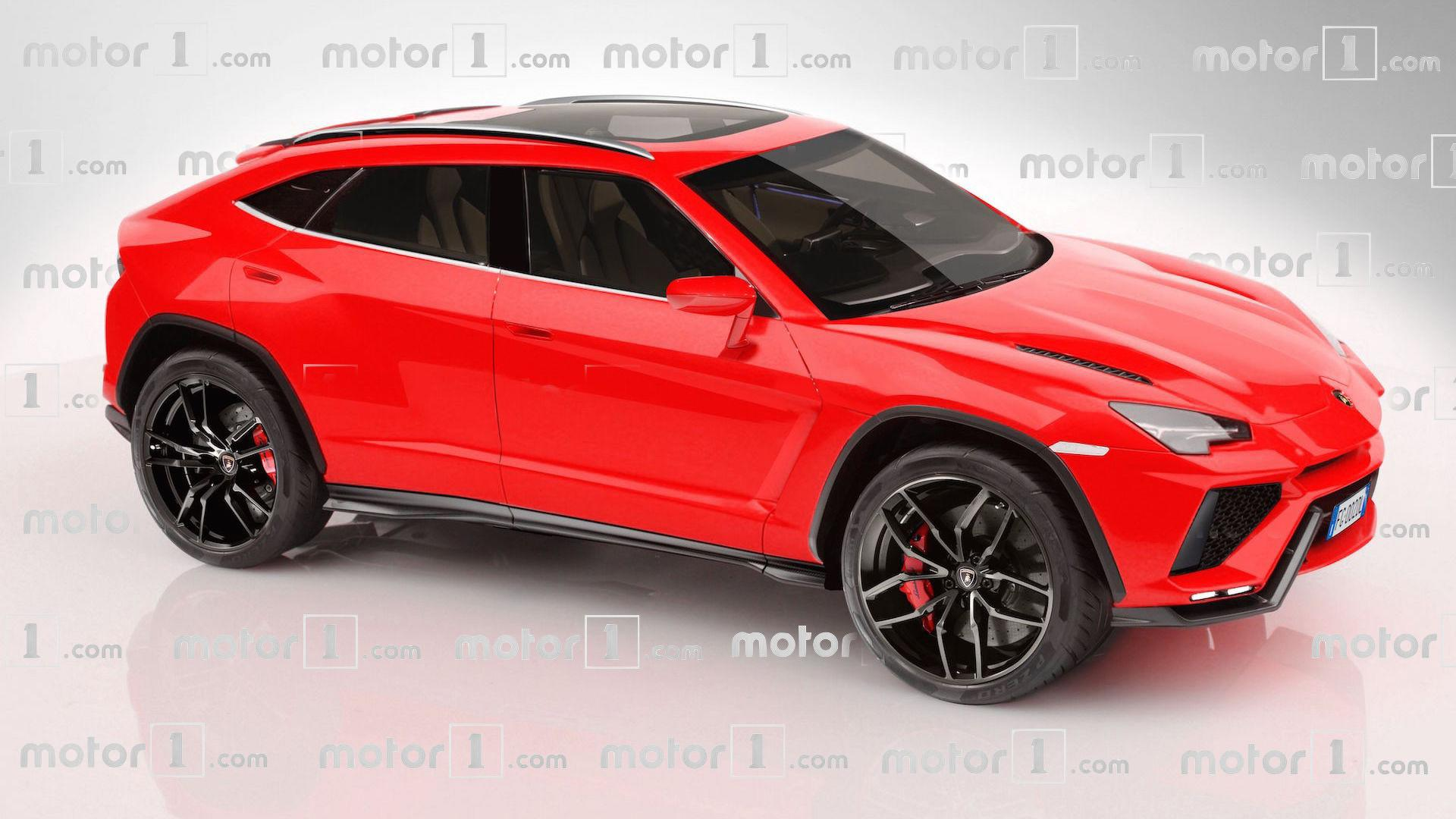 2019 Lamborghini Urus Everything We Know