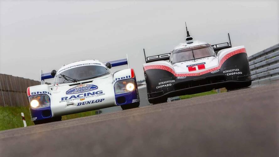 La Porsche 956 C et la 919 Evo LMP1 vont rouler sur la Nordschleife ce week-end