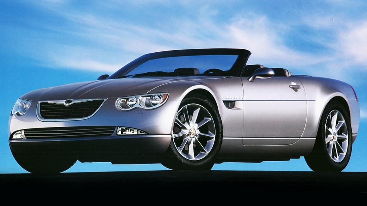 2000 Chrysler 300 Hemi C konsepti