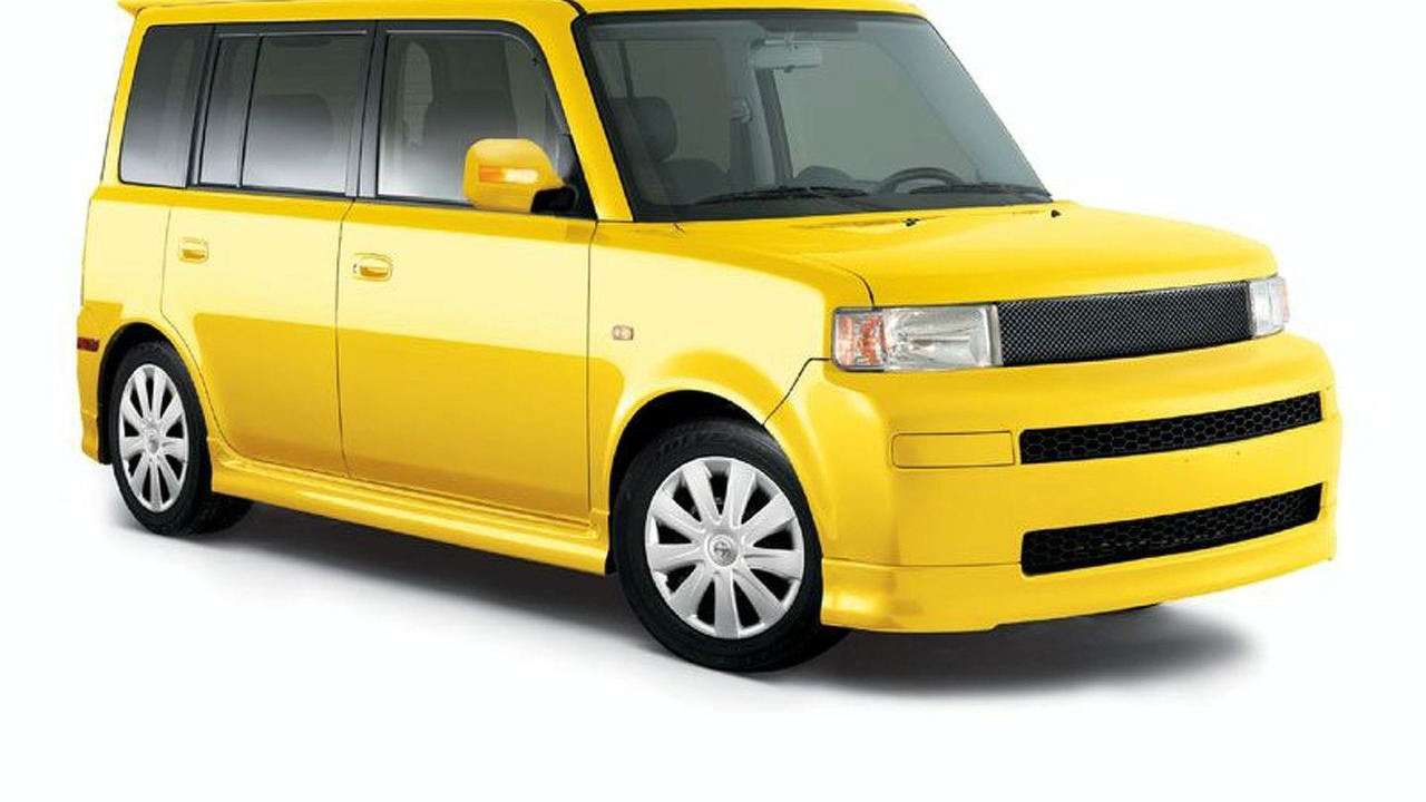 Scion 2005 xB Release Series 2.0