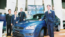 New Ford Focus at BIMS (Thailand)