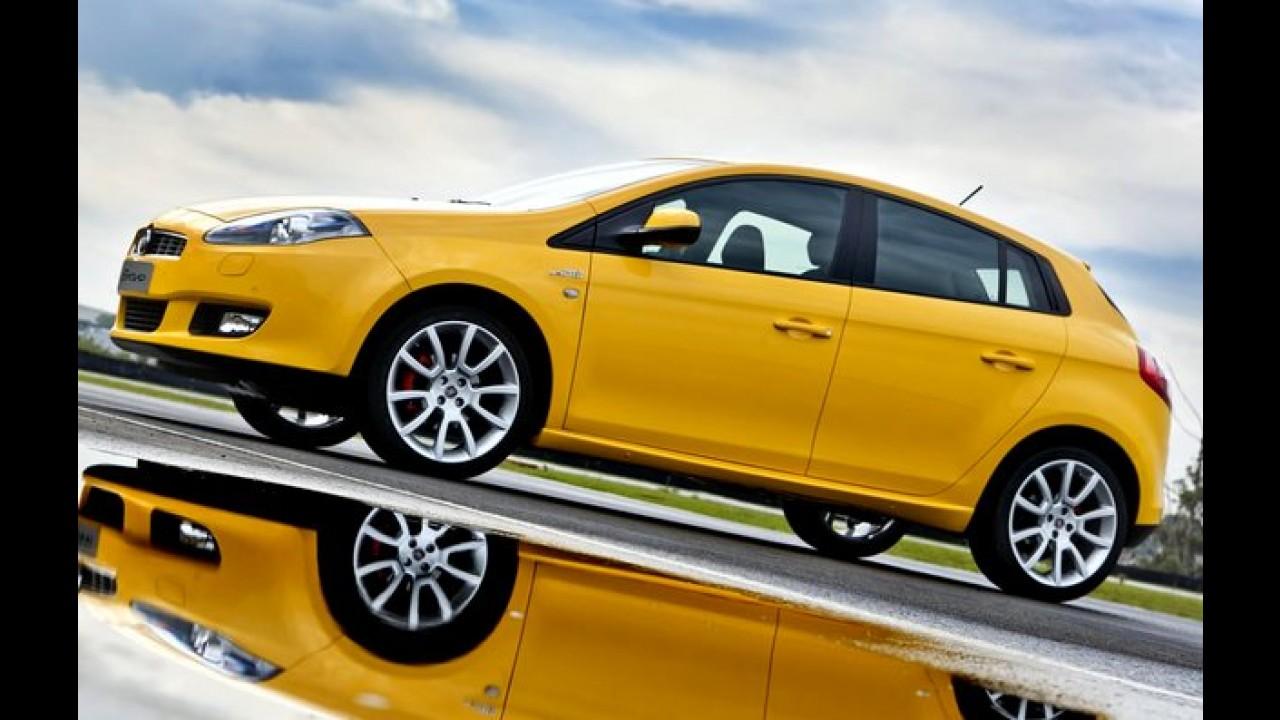Hatches médios: Focus e Golf lideram em mês de retração no segmento