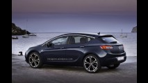 Opel Astra: projeções antecipam visual da próxima geração - confira