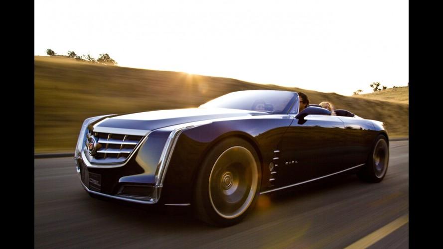 Rumor: GM estaria considerando lançar um modelo baseado no Cadillac Ciel Concept