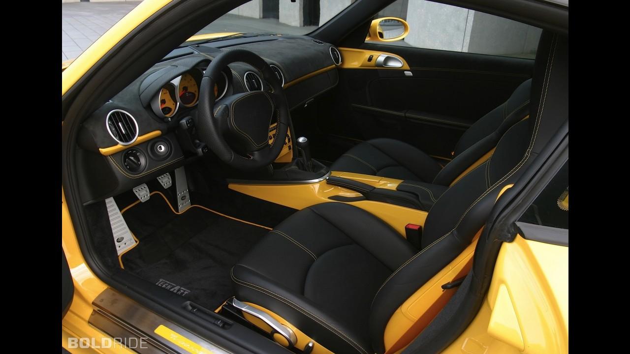 TechArt Porsche Cayman S Widebody