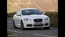 Jaguar XF Black Pack