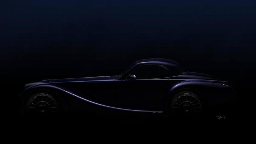 Morgan teases new sports car again