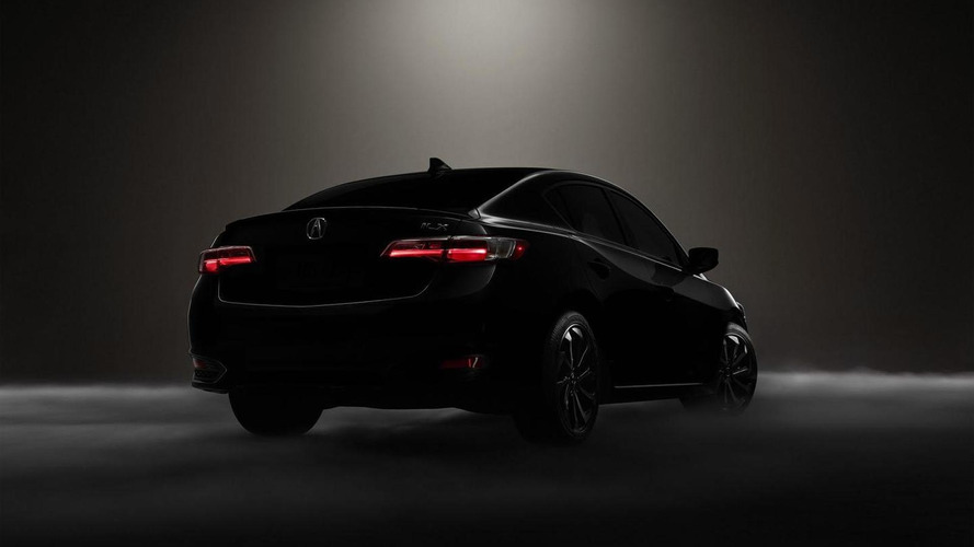 2016 Acura ILX teased for L.A., company promises big changes