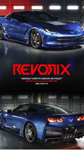 Chevrolet Corvette by Revorix
