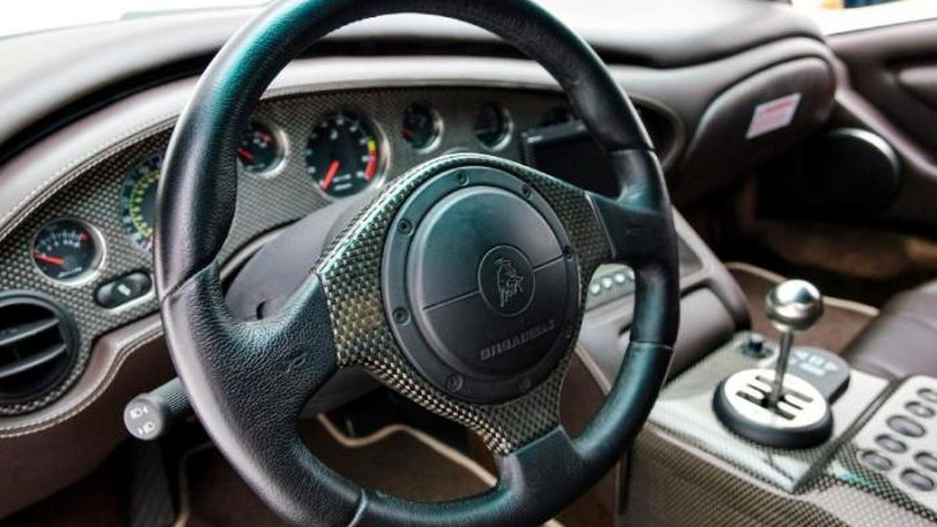 Руль Lamborghini Diablo 6.0 SE