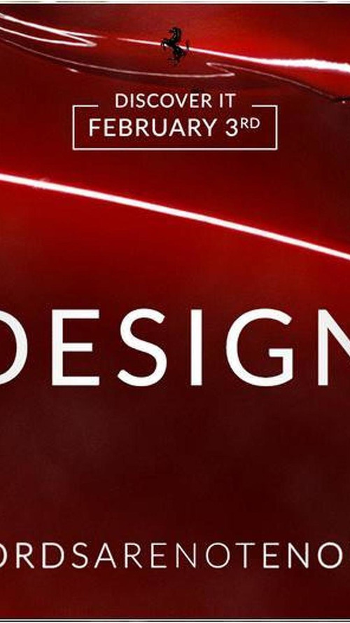Ferrari teases new model, what could it be?