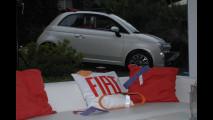 Fiat Open Lounge, la festa per la 500