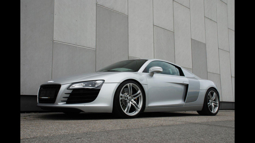 Audi R8 by O.CT