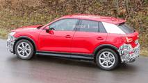 Audi SQ2 spy photo