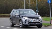 2020/2021 Land Rover Discovery Sport spy photos
