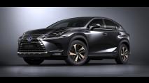 Lexus NX restyling 2018