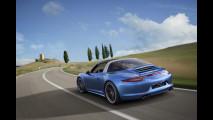 Porsche 911 Targa 4S, edizione limitata per l'Italia