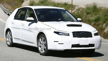 SPY PHOTOS: All-New Subaru Impreza
