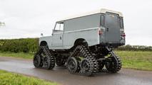 Land Rover Cuthbertson 1958